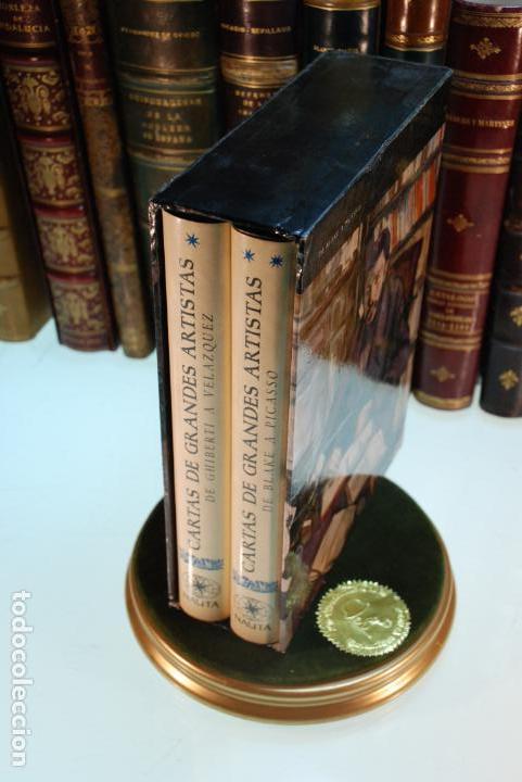 Libros antiguos: CARTAS DE GRANDES ARTISTAS - RICHARD FRIEDENTHAL - DOS TOMOS - EDICIONES NAUTA - BCN - 1967 - - Foto 20 - 144627678