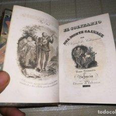 Libros antiguos: EL SOLITARIO DEL MONTE SALVAGE POR EL VIZCONDE DE ARLINCOURT VALENCIA 1830. Lote 144664954