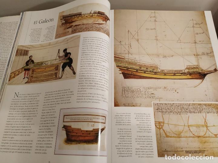 Libros antiguos: LOS GRANDES VELEROS - HISTORIA Y EVOLUCIÓN DE LA NAVEGACIÓN A VELA DESDE SUS ORÍGINES HASTA .. - Foto 8 - 144671162