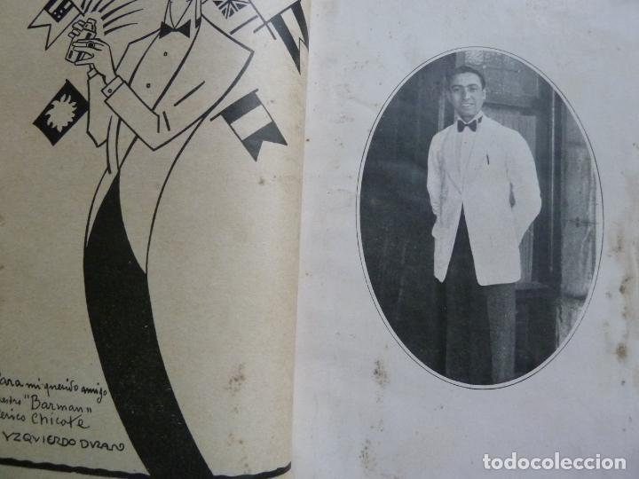 Alte Bücher: LA LEY MOJADA. PEDRO CHICOTE. 1930 - Foto 4 - 144710510