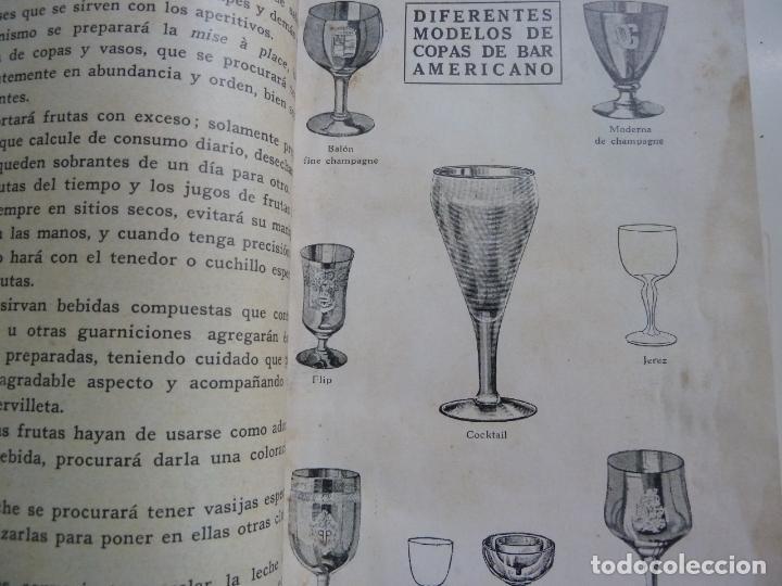 Alte Bücher: LA LEY MOJADA. PEDRO CHICOTE. 1930 - Foto 5 - 144710510