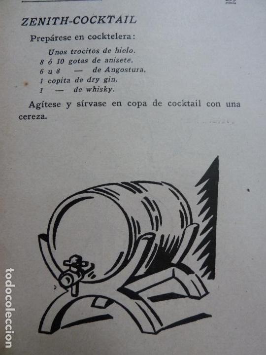 Alte Bücher: LA LEY MOJADA. PEDRO CHICOTE. 1930 - Foto 7 - 144710510