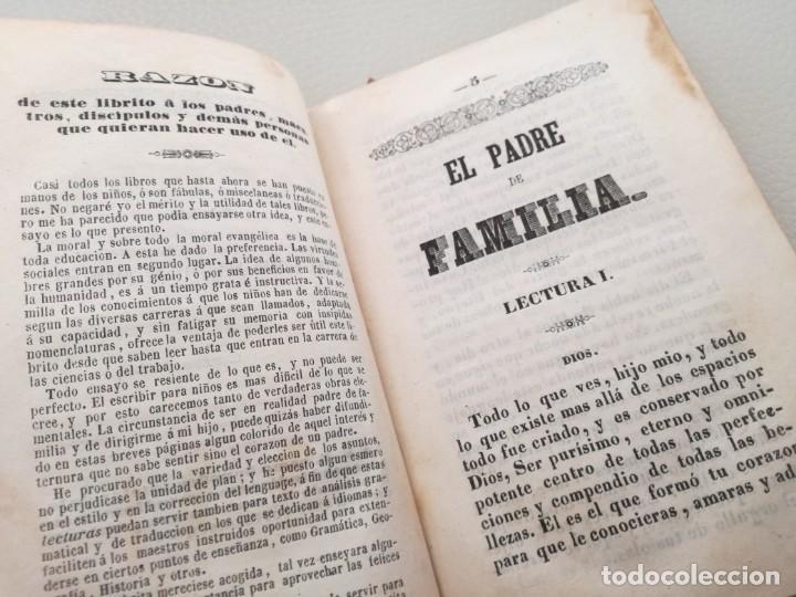 Libros antiguos: EL PADRE DE FAMILIA (1846) - JOAQUIN ROCA Y CORNET - Foto 7 - 144728534
