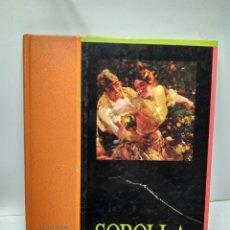Libros antiguos: LIBRO - LOS GENIOS DE LA PINTURA ESPAÑOLA - SOROLLA / N-7581. Lote 144877646