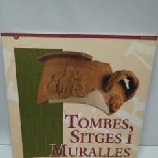 Libros antiguos: LIBRO - TOMBES, SITGES I MURALLES / N-7596. Lote 144883570