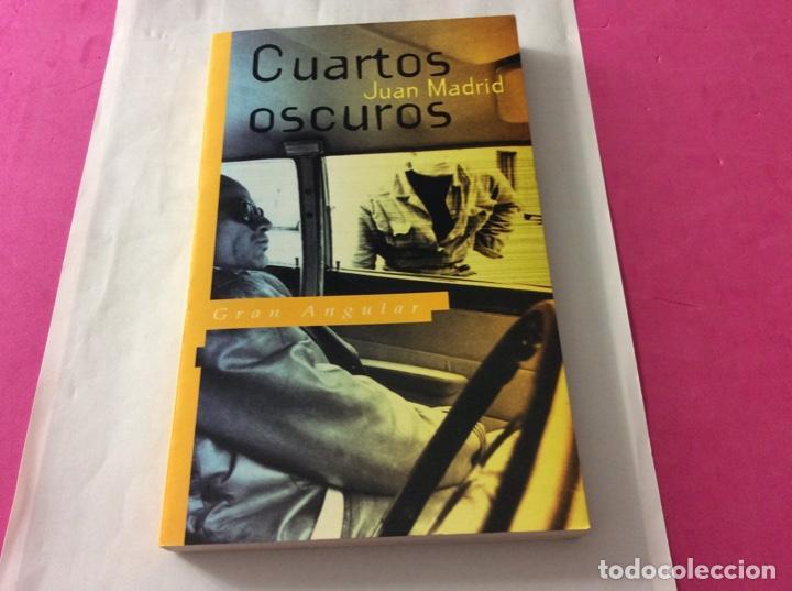 cuartos oscuros - juan madrid - Comprar en todocoleccion - 145010306