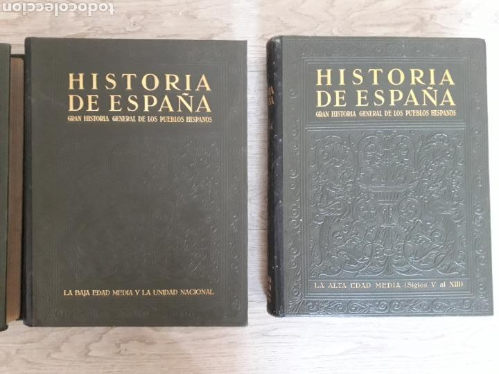 Libros antiguos: Historia de España. Inst .Gallach 1934 - Foto 7 - 145064424
