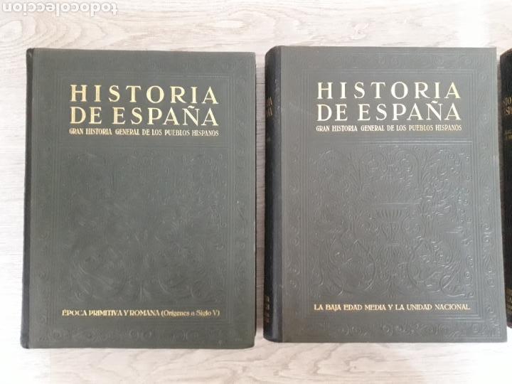 Libros antiguos: Historia de España. Inst .Gallach 1934 - Foto 8 - 145064424