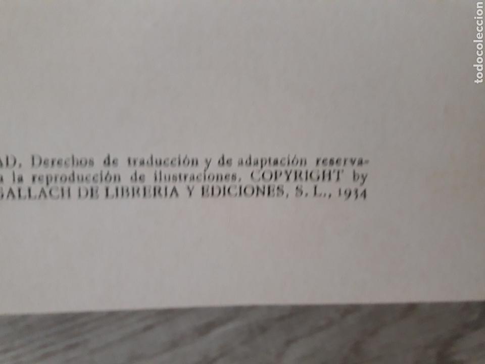 Libros antiguos: Historia de España. Inst .Gallach 1934 - Foto 2 - 145064424