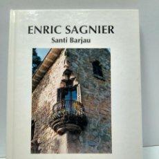 Livres anciens: LIBRO - ENRIC SAGNIER - SANTI BARJAU / N-7774. Lote 220527146