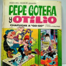 Livros antigos: LIBRO - PEPE GOTERA Y OTILIO - ASES DEL HUMOR/ N-7864. Lote 145179002