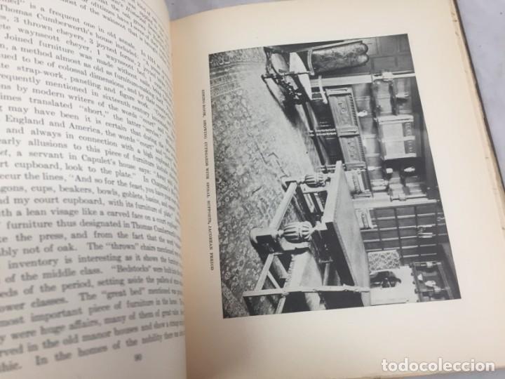 Libros antiguos: Historic Styles in Furnitures Estilos Históricos en Muebles Virginia Robie 1905 en inglés Ilustrado - Foto 8 - 145224642