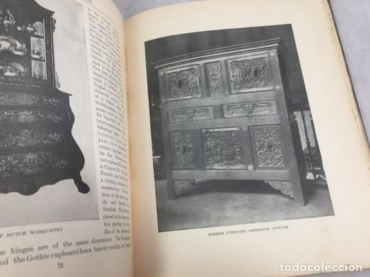 Libros antiguos: Historic Styles in Furnitures Estilos Históricos en Muebles Virginia Robie 1905 en inglés Ilustrado - Foto 10 - 145224642
