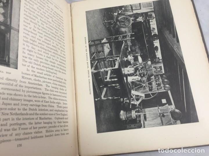 Libros antiguos: Historic Styles in Furnitures Estilos Históricos en Muebles Virginia Robie 1905 en inglés Ilustrado - Foto 11 - 145224642
