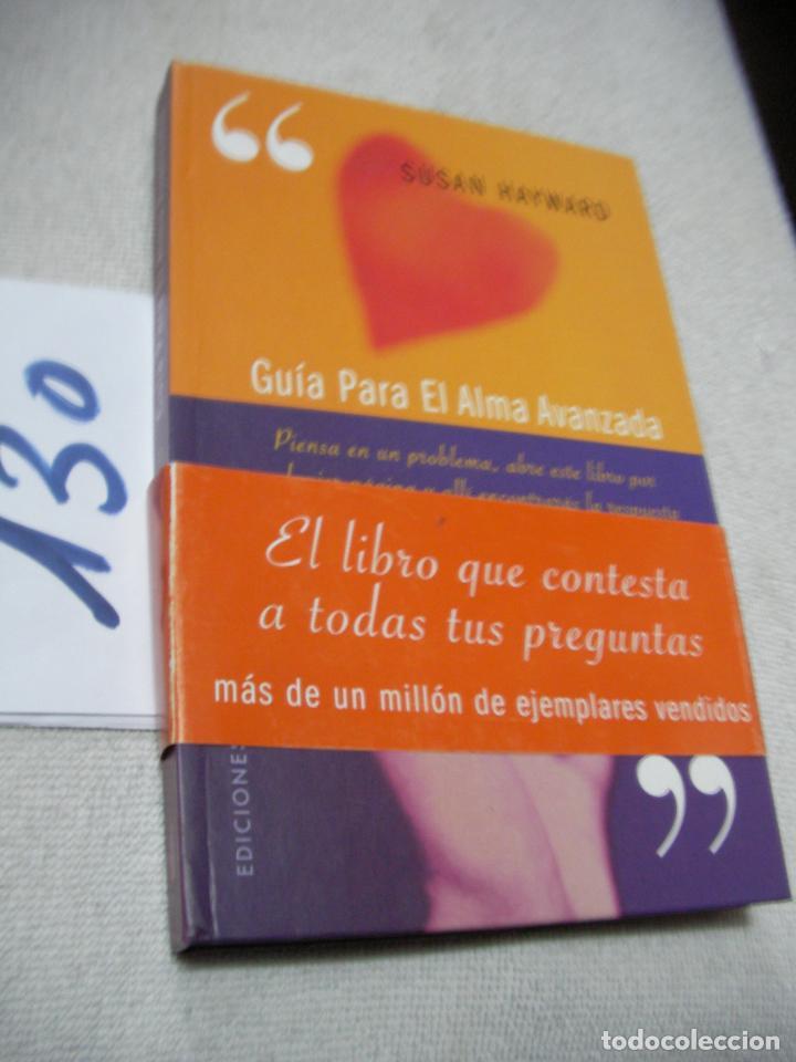 GUIA PARA EL ALMA AVANZADA - SUSAN HAYWARD (Libros Antiguos, Raros y Curiosos - Pensamiento - Otros)