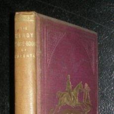 Libros antiguos: THE HANDY HORSE-BOOK . 1847. CABALLOS EQUITACIÓN. Lote 38928869