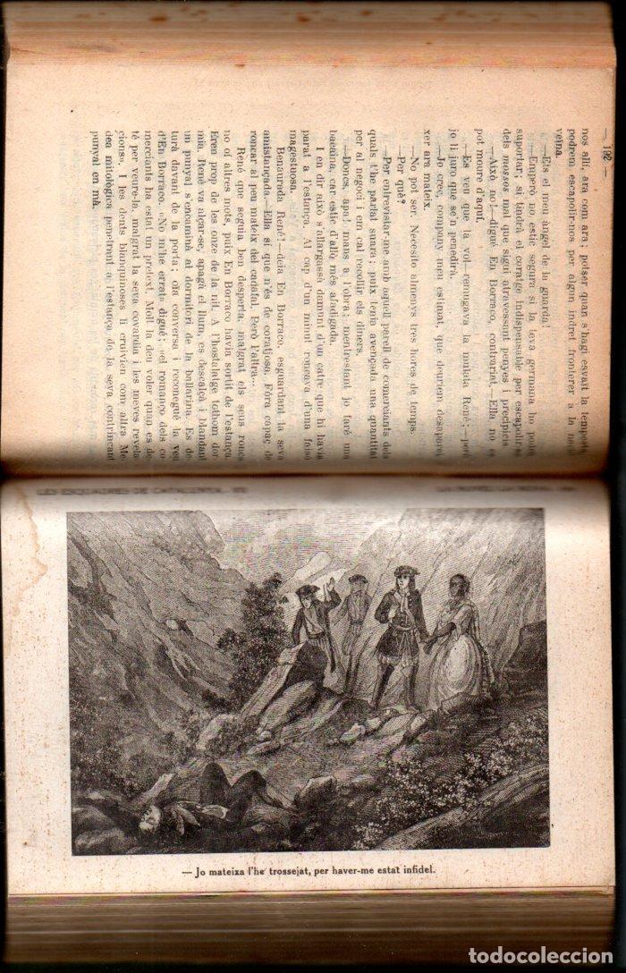 Libros antiguos: ORTEGA ESPINÓS : HISTORIA DE LES ESQUADRES DE CATALUNYA (IMP. RÀFOLS, 1921) - Foto 3 - 145514984