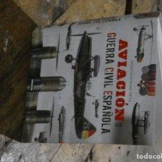 Libros antiguos - LIBRO GRAN TAMAÑO ATLAS AVIACION GUERRA CIVIL ESPAÑOLA - 145548530