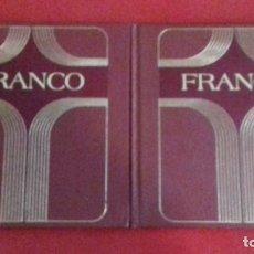 Libros antiguos: FRANCO. ESPAÑA Y LOS ESPAÑOLES. (ALAIN LAUNAY-1975. 2 TOMOS). COMO NUEVOS.. Lote 145612946