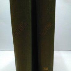 Libros antiguos: LIBRO - LOTE DE 12 REVISTAS: LECTURAS - AÑO COMPLETO AÑO 1935 I & II / N-8184. Lote 145615942