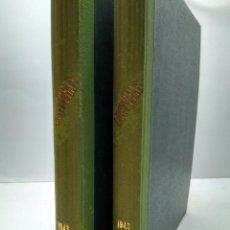 Libros antiguos: LIBRO - LOTE DE 12 REVISTAS: LECTURAS - AÑO COMPLETO AÑO 1943 I & II / N-8188. Lote 145617806