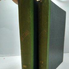 Libros antiguos: LIBRO - LOTE DE 12 REVISTAS: LECTURAS - AÑO COMPLETO AÑO 1932 I & II / N-8193. Lote 145619210