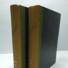 Libros antiguos: LIBRO - LOTE DE 12 REVISTAS: LECTURAS - AÑO COMPLETO AÑO 1924 I & II / N-8196. Lote 145620478