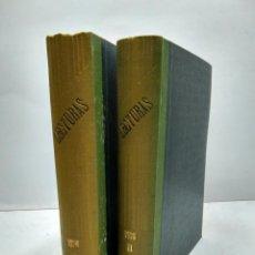 Libros antiguos: LIBRO - LOTE DE 12 REVISTAS: LECTURAS - AÑO COMPLETO AÑO 1926 I & II / N-8198. Lote 145622014