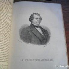 Libros antiguos: 1866 LOS ESTADOS UNIDOS DE AMERICA EN 1865 J. BIGELOW. Lote 145635042