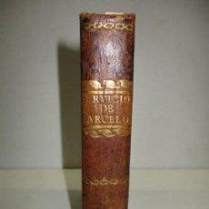 Libros antiguos: MANIFESTACION EN QUE SE PUBLICAN MUCHOS Y RELEVANTES SERVICIOS...[BERART, SERAPIO.] 1794.. Lote 123263419
