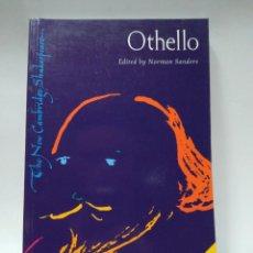 Livros antigos: LIBRO - OTHELLO - NORMAN SANDERS / N-8272. Lote 145711250