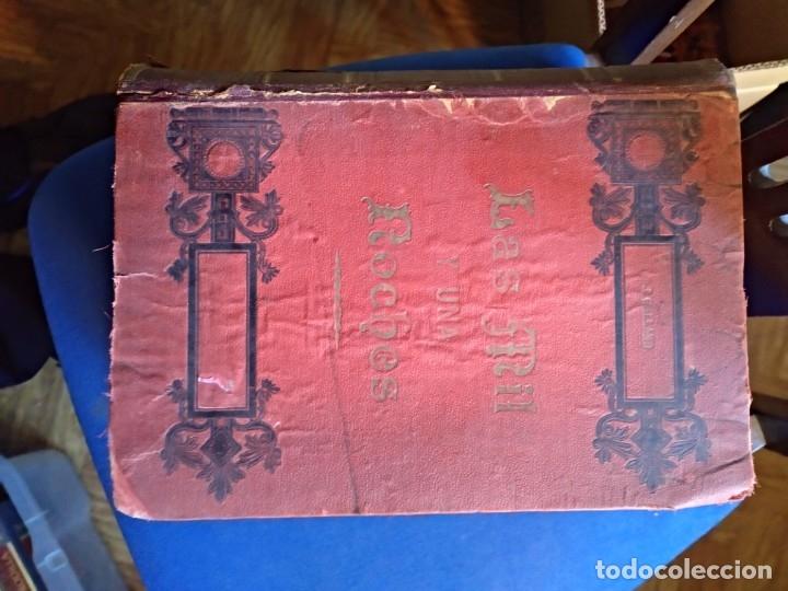 Libros antiguos: Galland Antonio LAS MIL Y UNA NOCHES (2 tomos) Molinas y Maza GASTOS DE ENVIO GRATIS - Foto 2 - 6298914