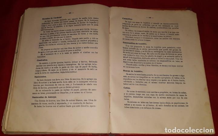 Libros antiguos: LA COCINA PRÁCTICA - MANUEL Mª PUGA Y PARGA (PICADILLO) - Foto 5 - 145952478