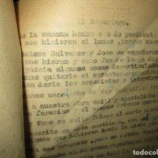Libros antiguos: EL REPORTAJE DE CARLOS HERRERO MUÑOZ LIBRO ORIGINAL INEDITO BIOGRAFICO 40 PAGS. Lote 146046870