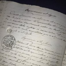 Libros antiguos: RECETARIO MANUSCRITO DE PASTELERIA. MITAD SIGLO XIX. UNAS 90 RECETAS. Lote 146135270