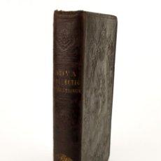 Libros antiguos: D.D.MARIANO PUIGLLAT-NOVA COLLECTIO - LIBRO DE EXORCISMOS Y BENDICIONES - AÑO 1868. Lote 146152602
