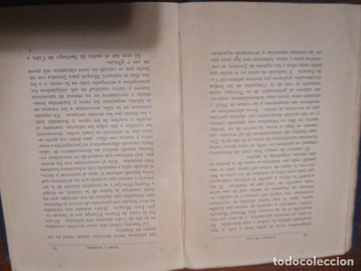 Libros antiguos: HISTORIA DE LA ISLA DE CUBA-PEDRO JOSE GUITERAS.2 TOMOS.ESCASO. - Foto 7 - 146163006