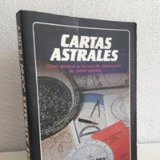 Libri antichi: CARTAS ASTRALES - JOHN FILBEY - LA TABLA ESMERALDA / EDAF - ILUSTRADO -TAPA RUSTICA. Lote 146210350