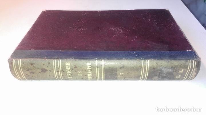 Libros antiguos: L´HISTOIRE DE L´HUMANITÉ TOMO VII LA FEODALITÉ ET L´ÉGLISE 1865 F. LAURENT Deuxieme Edition Corrigée - Foto 2 - 146236438