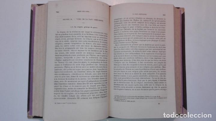 Libros antiguos: L´HISTOIRE DE L´HUMANITÉ TOMO VII LA FEODALITÉ ET L´ÉGLISE 1865 F. LAURENT Deuxieme Edition Corrigée - Foto 4 - 146236438