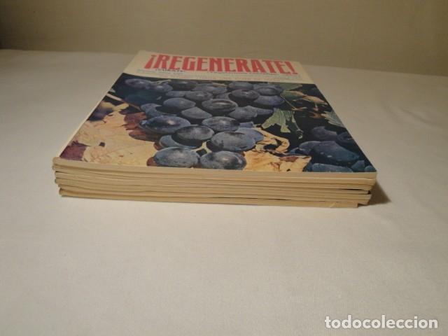 Libros antiguos: Revistas:REGENÉRATE,Director: N. Capo.Enero-Febrero- Marzo-Abril-Mayo-Junio-Agosto y Septiembre 1976 - Foto 8 - 145351106