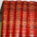 Libros antiguos: NOVÍSIMO TRATADO TEÓRICO PRÁCTICO DE AGRICULTURA Y ZOOTECNIA. 5 TOMOS - RIBERA, JOAQUÍN. Lote 105470652