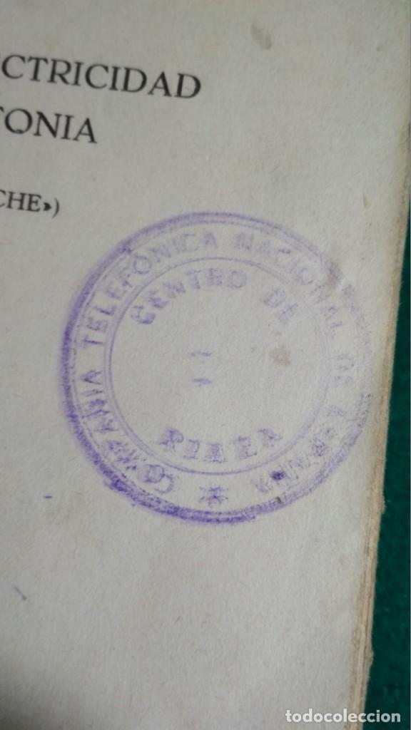 Libros antiguos: MANUAL DEL RADIOESCUCHA. TOMO I. MARTIN HERNANDEZ GONZALEZ, IMPRENTA CASTELLANA 1935 Ver fotos - Foto 3 - 146459062