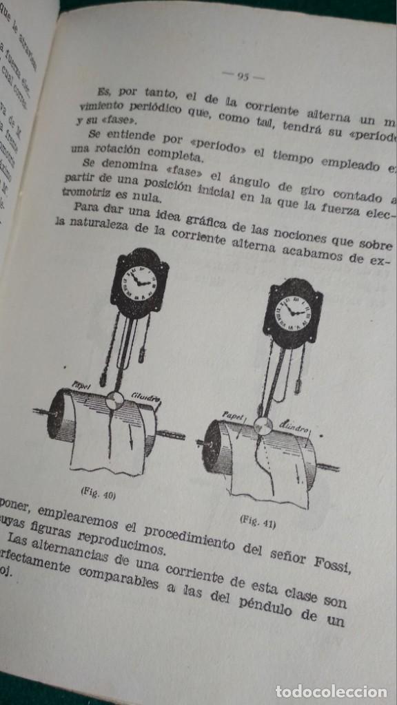 Libros antiguos: MANUAL DEL RADIOESCUCHA. TOMO I. MARTIN HERNANDEZ GONZALEZ, IMPRENTA CASTELLANA 1935 Ver fotos - Foto 5 - 146459062