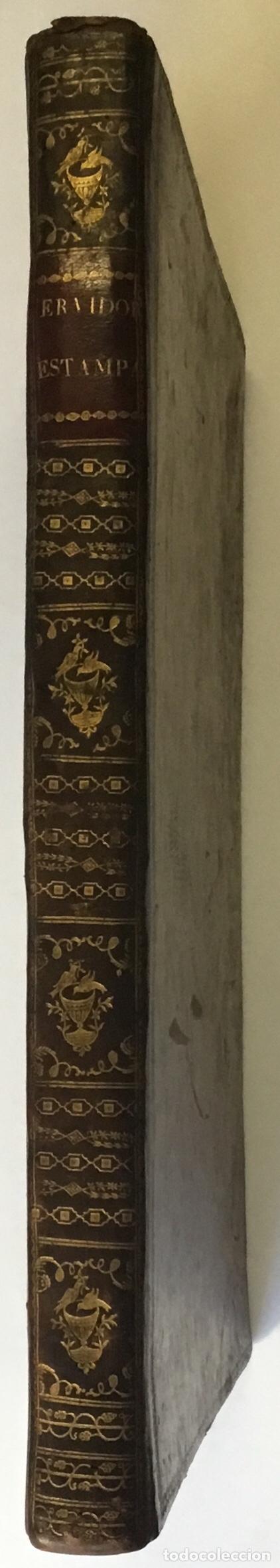 Libros antiguos: LAMINAS DE LAS REFLEXIONES SOBRE EL ARTE DE ESCRIBIR. 108 láminas. alfabetos instrumentos escritura - Foto 14 - 146509702