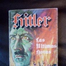 Libros antiguos: HITLER. Lote 146649222