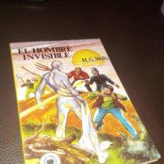 Libros antiguos: EL HOMBRE INVISIBLE. Lote 146650914