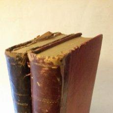 Libros antiguos: 1879 - SÁNCHEZ DE NEIRA - EL TOREO. GRAN DICCIONARIO TAUROMAQUICO. TOMO 2, 64 LÁMINAS. Lote 146688994
