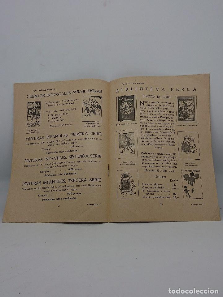 Libros antiguos: CUENTOS DE CALLEJA , revista informativa de cuentos publicados o por publicar - Foto 2 - 146703634