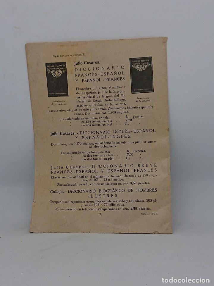 Libros antiguos: CUENTOS DE CALLEJA , revista informativa de cuentos publicados o por publicar - Foto 3 - 146703634